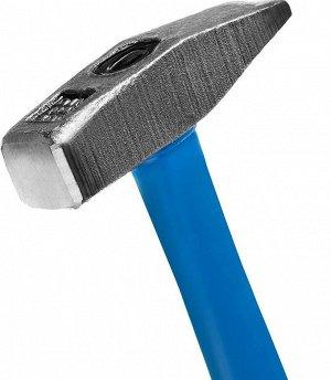 СИБИН 400 г молоток слесарный с фиберглассовой рукояткой