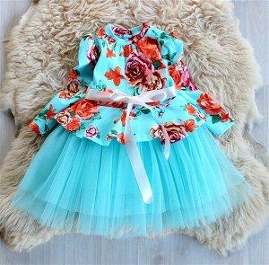 Платье «Небесная Роза»