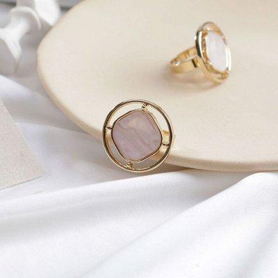 Трендовая бижутерия от ZS 💖 Потрясающие украшения  — Кольца — Аксессуары
