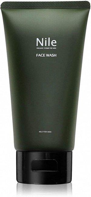 Nile Foaming Face Cleanser for Men - обогащенная пенка для умывания для мужчин