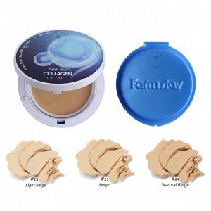 Collagen Uv Pact Spf50+ Pa+++ #21 Beige