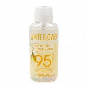 Pure Cleansing WaterFlowers Мицеллярная вода с экстрактом белых цветов.