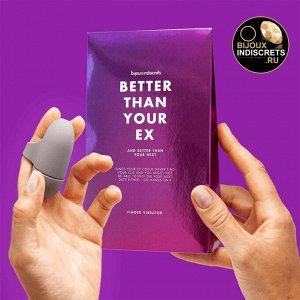 Better than your ex · clitoral vibrator. клиторальный вибратор
