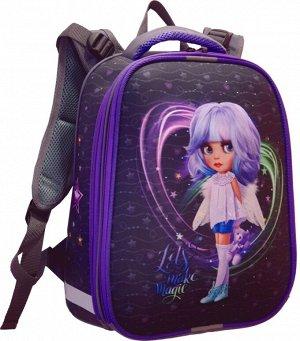 82111Б Ранец формованный Кукла ангел