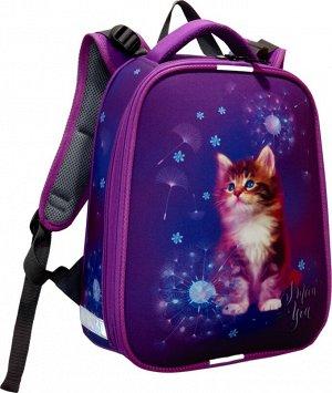 Ранец формованный «Рыжий котенок»