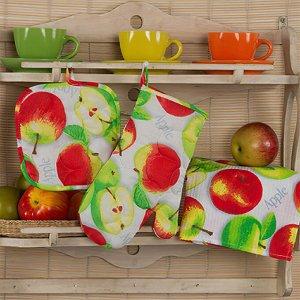 Кухонный набор Яблочное Угощение (3 предмета)