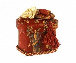 Подарочная упаковка Red Basket (8х13х13 см)