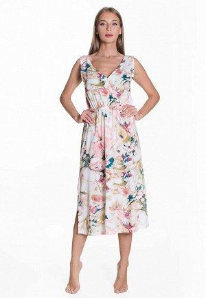 Платье Elina Цвет Розовый.