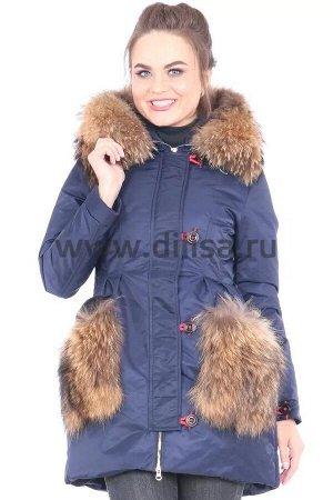 Куртка Liza Bruce 8719_Р (Синий)