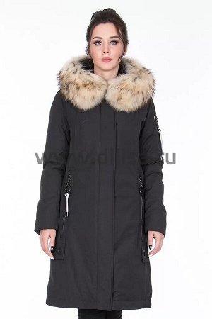 Пальто Mishele 19037_Р (Черный UJ24)