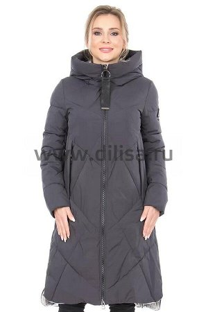 Пальто Towmy 3930_Р (Графит 112)