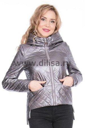 Куртка Zilanliya ZL.YA 18177_Р (Темное серебро)