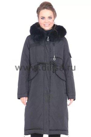 Пальто Lusskiri 8301_Р (Черный 26)