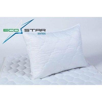 ECOLAN — домашний текстиль, яркие принты! Наматрасники — Подушка серии EcoStar — Подушки