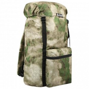 Рюкзак «Дачный» 50 л, оксфорд 600d ПУ, цвет КМФ