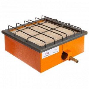 Обогреватель-плита «Следопыт-Диксон», кВт 4,62, инфракрасный газовый
