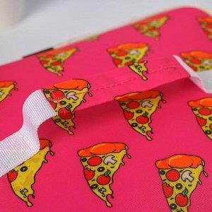 "Термосумка ""Пицца"", 29х23х10 см, 6,5 л"