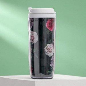 """Термостакан со вставкой """"Для самой лучшей"""", 350 мл, сохраняет тепло 2 ч"""