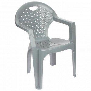 Кресло «Эконом», 58,5 см х 54 см х 80 см, цвета МИКС