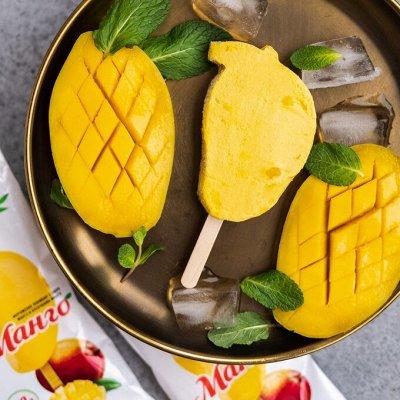 NO Sugar! Манго шоковой заморозки, очень вкусный Акция 415р — Мякоть манго АКЦИЯ 415р=1кг, свежайшее манговое пюре — Фрукты
