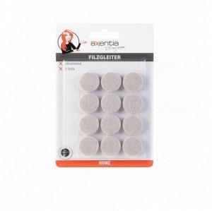 AXENTIA Протекторы защитные 2см, 12шт. цв.бежевый 132451