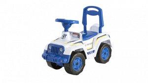 Машина-каталка  4х4 Полиция ,68*28*48,5 см