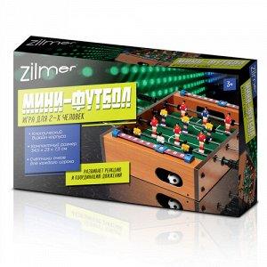 """Игра настольная """"Zilmer"""" Мини-футбол,34,5*23*7,3 см"""