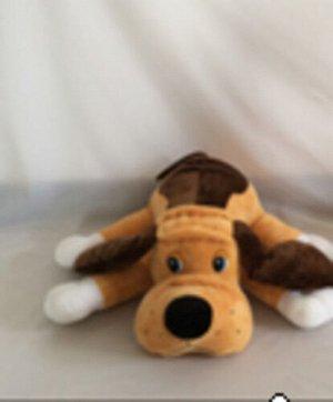 Мягкая игрушка Собака лежачая 60 см