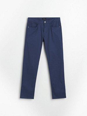 Хлопковые брюки regular