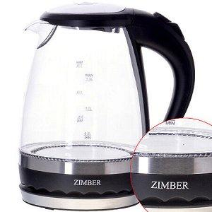 11179 Эл. чайник 1,5л 2200Вт с подсветкой ZM (х6)