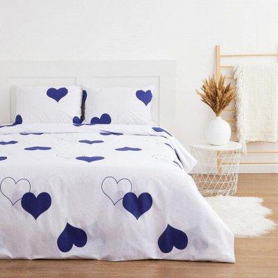 МиллиON текстиля — для спальни, кухни, детской, ванной — Комплекты постельного белья евро