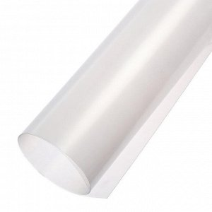 Лист ПЭТ-А, толщина 0,3 мм, 1,25 ? 2,05 м, прозрачный