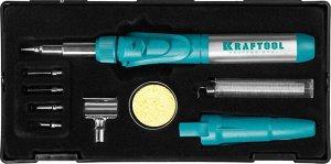 KRAFTOOL SolderPro 120K набор 10-в-1