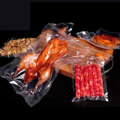 Удобная закупка. Все в одном месте, швабры, канц.товары .... — Пакеты для вакуумирования продуктов!✅ — Аксессуары для кухни