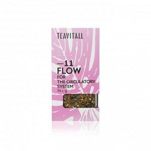TeaVitall Flow 11, 75 г.