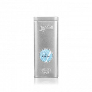 TeaVitall Fresh 1, жестяная банка, 75 гр.