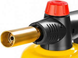 STAYER MaxTerm ML200 паяльная лампа газовая с пъезоподжигом