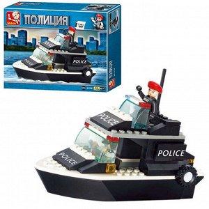"""Конструктор """"Полиция"""" 98 дет. 23,7*18,9*4,5 см арт.M38-B1700"""