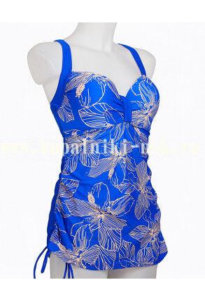 1129 LD платье (48-56) Купальник
