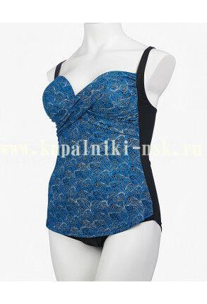 6301-1 A платье (50-58) Купальник