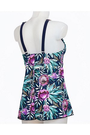 36017 платье (50-58) Купальник