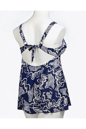 9501 платье (58-66) Купальник