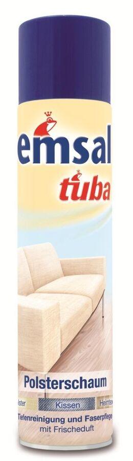 TUBA Чистящая пена д/мягкой мебели 0,3 л. /6/8601-2