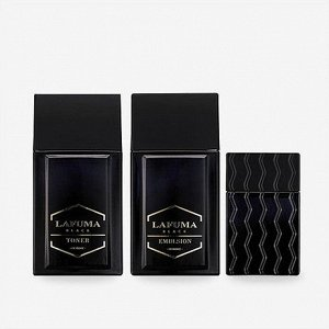 Мужской набор для лица Lafuma Black Homme 3 Set