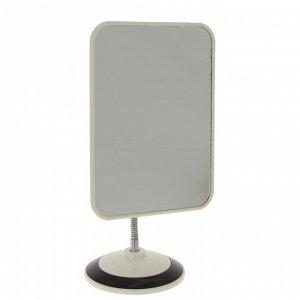 Зеркало настольное, L15 W11,5 H29 см