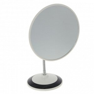 Зеркало настольное, L17,5 W11 H27,5 см