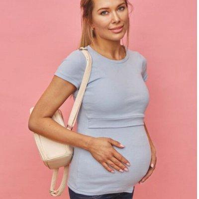 Беременность от А до Я! Сборы в роддом — Короткий рукав — Одежда для кормящих