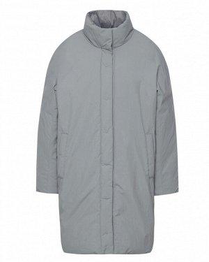 Куртка утепленная жен. (174405) серый