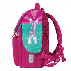 "Ранец TIGER FAMILY для начальной школы, Nature Quest, ""Ballerina"", 35х31х19 см, 228874, TGNQ-045A"