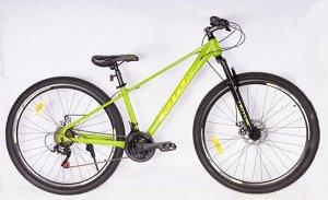 """Велосипед NOTUS 2-х колесный 29"""" (24 скорости) FX950 зеленый"""